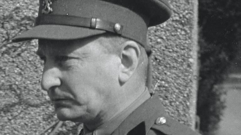 Albert de Ruyter van Steveninck, commandant van de Prinses Irene Brigade (foto: wikipedia)
