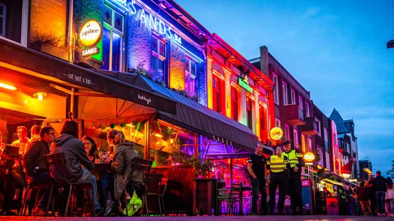Stratumseind in Eindhoven (foto: ANP/Rob Engelaar).