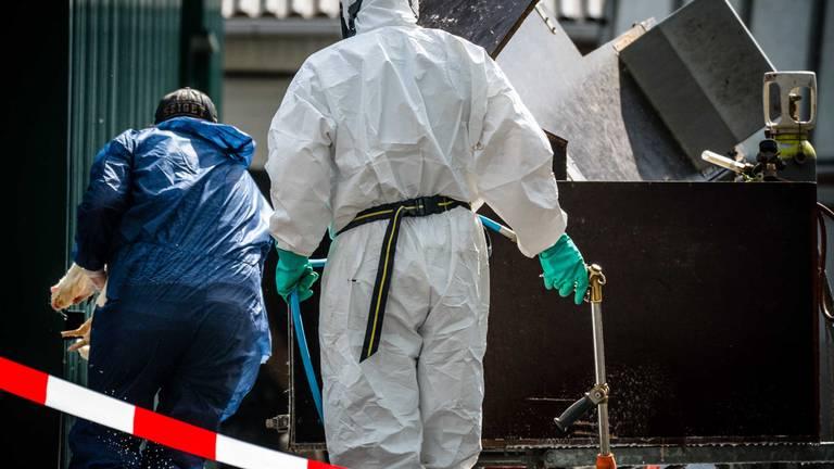 52 nertsenbedrijven zijn nu besmet verklaard (Archieffoto).