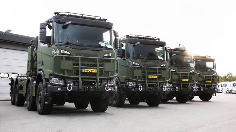 De Scania Gryphus (foto: Scania)