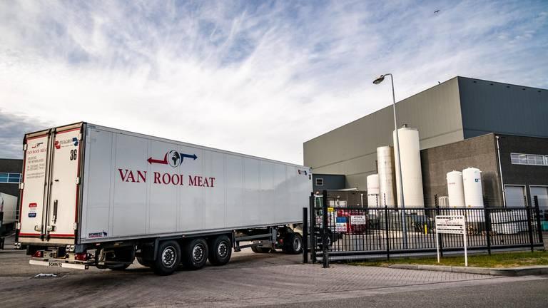 Van Rooi Meat in Helmond. (Archieffoto: Rob van Engelaar)