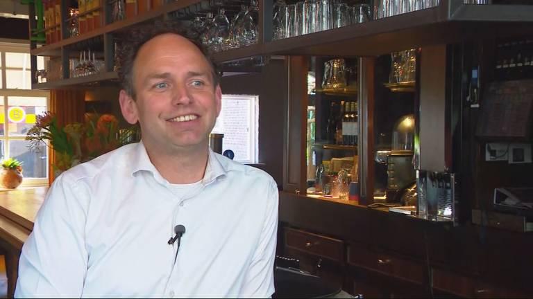 Sjef van Roesel van restaurant De Commanderie.