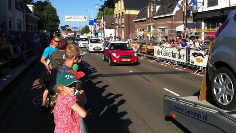 Dit jaar geen Daags na de Tour in Boxmeer (archieffoto).