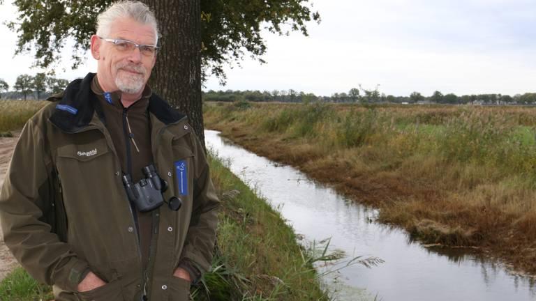 Peter Voorn werkt als ecoloog bij Natuurmonumenten.