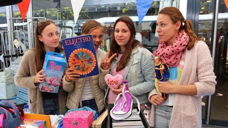 Een oude editie van de Meimarkt. (foto: Karin Kamp)