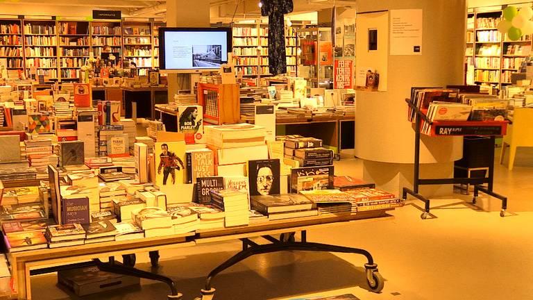Boekhandel Van Pierre (foto: Tonnie Vossen)