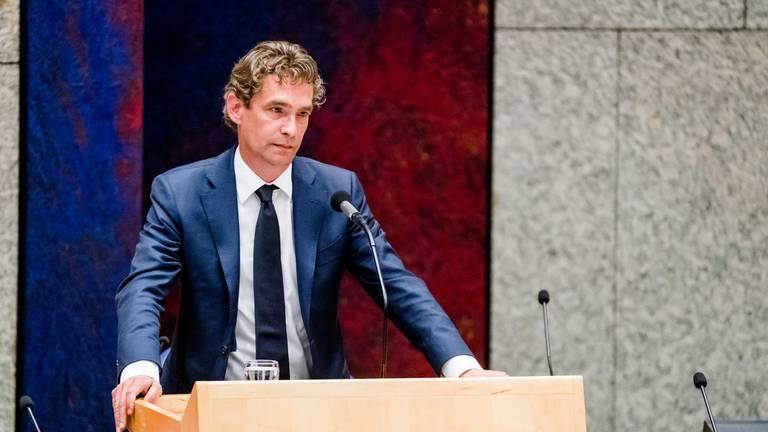 Bas van 't Wout (foto: ANP).