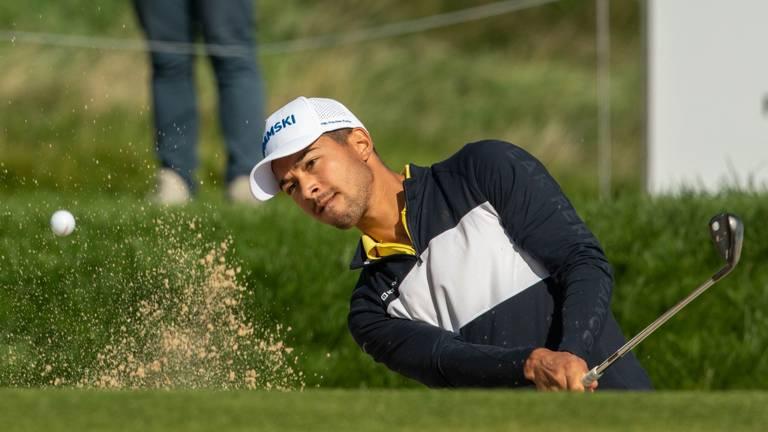 Max Albertus uit Oss op eerdere editie Dutch Open