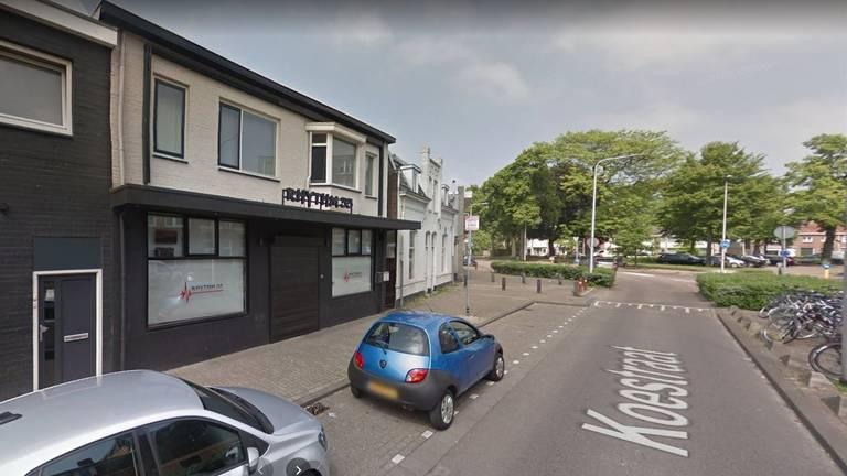 Rhythm 33 in Tilburg (foto: Google Streetview).
