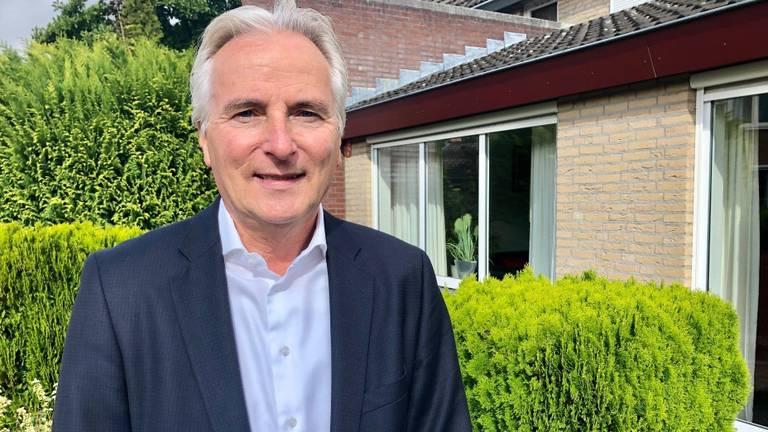 Hans Smolders, nummer 10 op de lijst van Forum voor de gemeenteraadsverkiezingen.