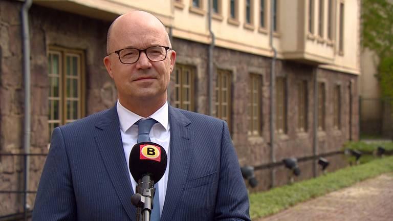 Efteling-directeur Fons Jurgens.