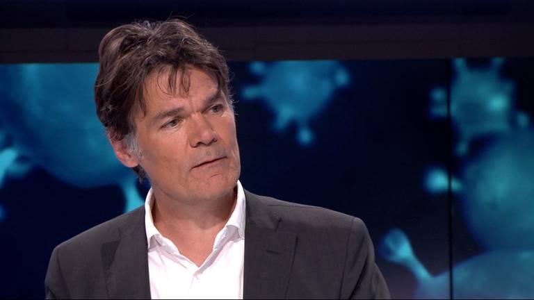 Paul Depla reageerde op de versoepeling van de coronamaatregelen (foto: Omroep Brabant).
