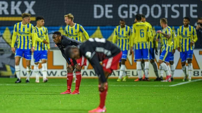RKC stunt met punt tegen Feyenoord (Foto: OrangePictures)