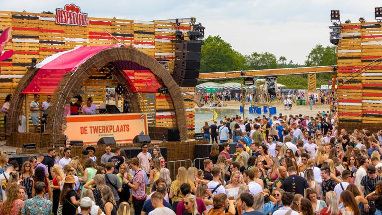 Ploegendienst Festival in Breda (foto: Collin Hermans/MaRicMedia).