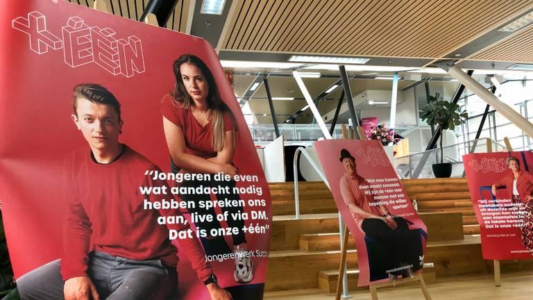 De posters die in Breda komen te hangen.
