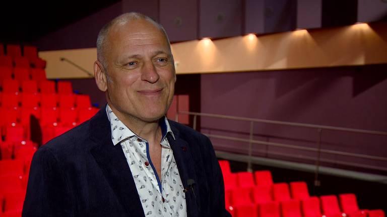 Jan Wouda van theater Markant (foto: Raymond Merkx).