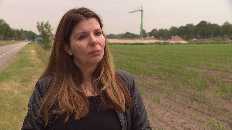Olga Meulenbroek woont in de buurt van een megastal.