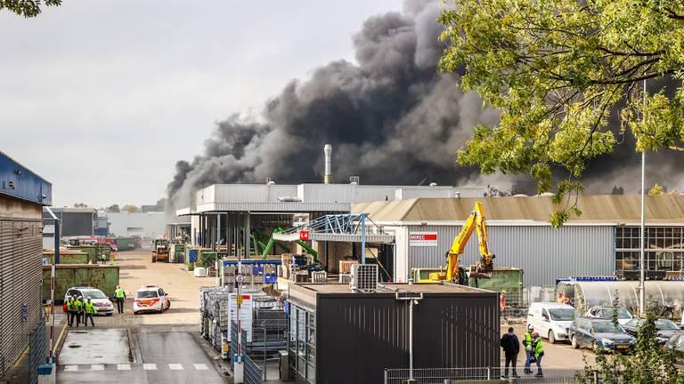 Hulpdiensten rukten massaal uit (Foto: Sem van Rijssel/SQ Vision)