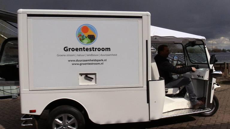 De Tuktuk van Groentestroom