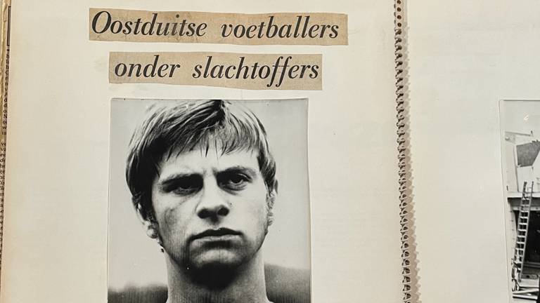 de 21-jarige Wolfgang Hoffman overleefde de brand niet