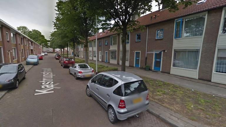 De Kastrupstraat in Tilburg (beeld: Google Streetview).