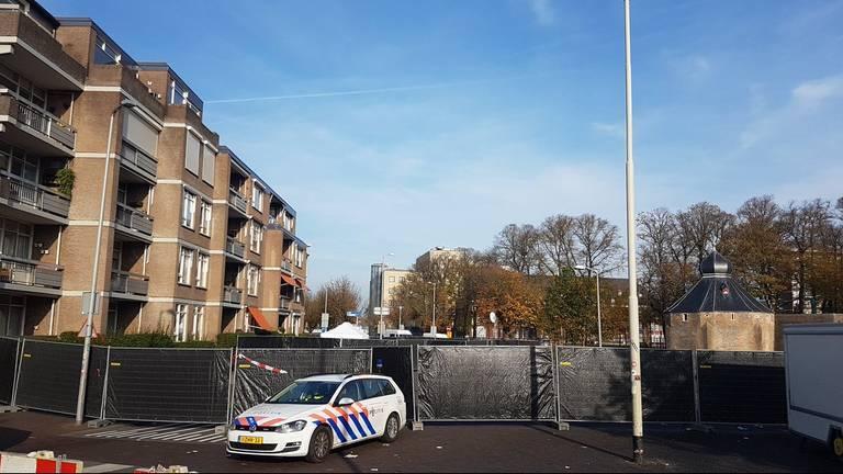 Paul Pluijmert werd doodgestoken op de Nieuwe Prinsenkade in Breda (foto: Dirk Verhoeven).
