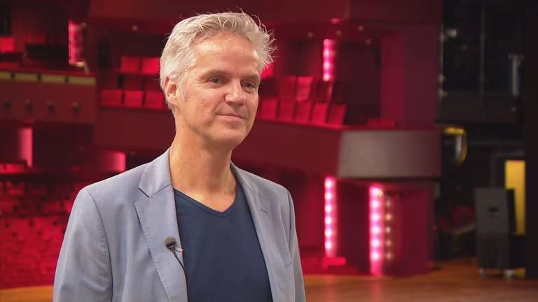 Rob van Steen van Theaters Tilburg.