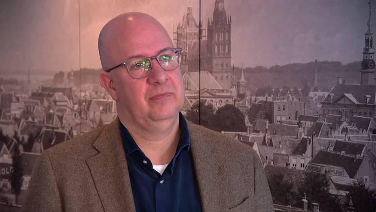 Burgemeester Jack Mikkers