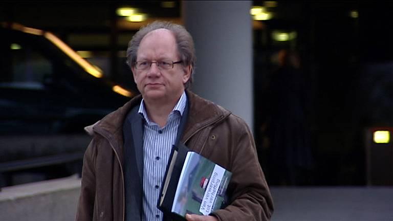 Oud GGD directeur Jos van de Sande (foto: Archief).