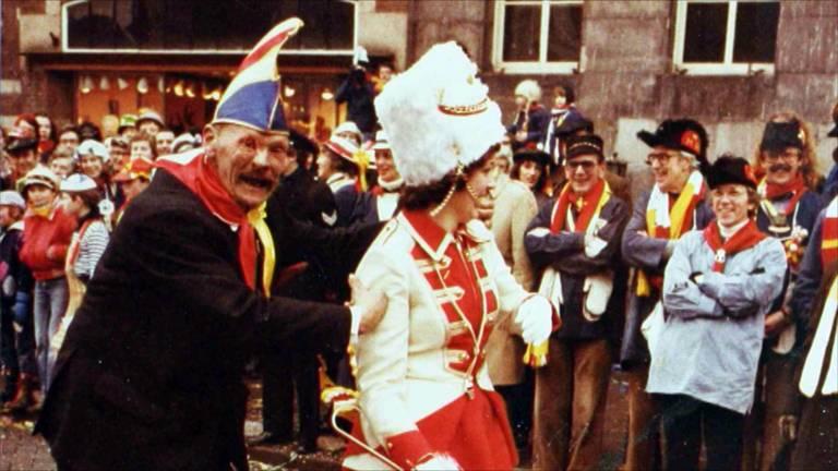 Janus met carnaval (foto: archief).