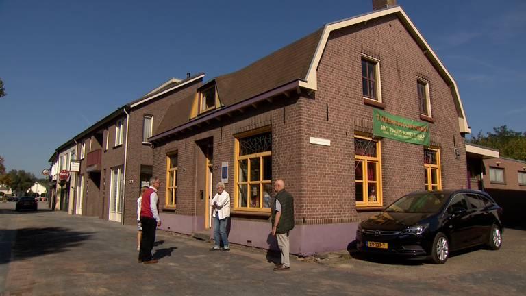 De heemkundevereniging in Sint Anthonis is nu zelf ontheemd.