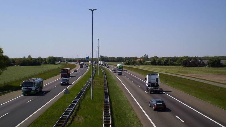 De A58 (Foto: Wikimedia).