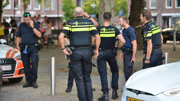 Belgische en Nederlandse agenten werkten samen bij de achtervolging (foto: Perry Roovers / SQ Vision)