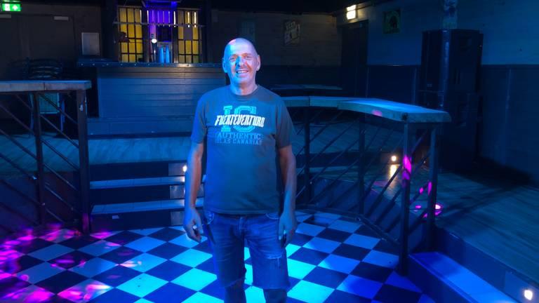 Ruud Wouters op de dansvloer (foto: Imke van de Laar).