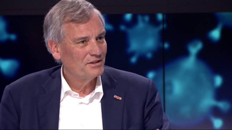 Eric van Schagen, voorman van VNO-NCW Brabant.