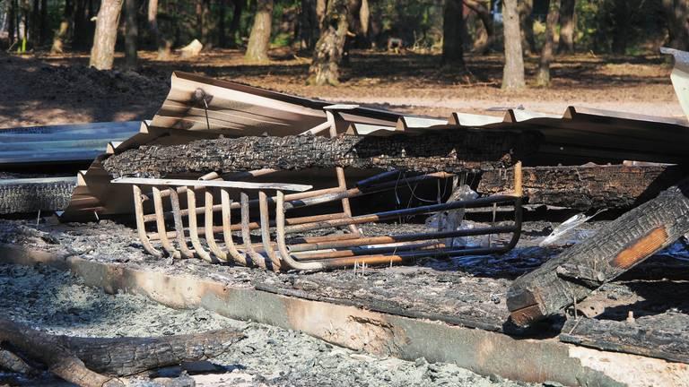 De brandstichting bij safaripark Beekse Bergen leidde tot veel verontwaardiging (foto: Toby de Kort/SQ Vision).