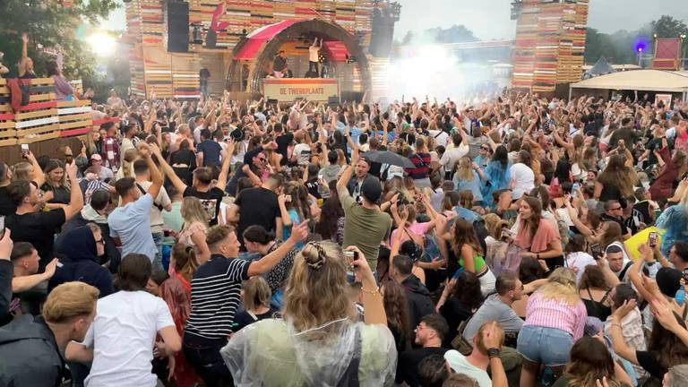 Festival Ploegendienst in Breda.