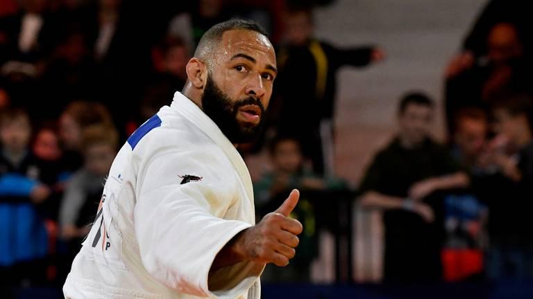 Judoka Roy Meyer uit Breda (foto: Hollandse Hoogte).