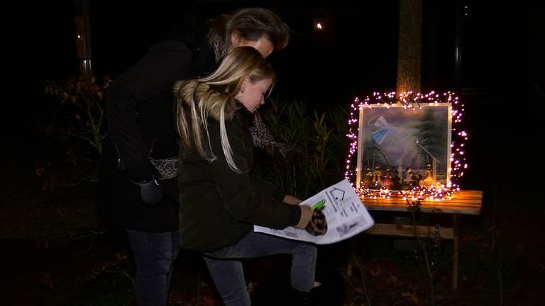 Er zijn 111 kerststallen te bekijken in Bavel.
