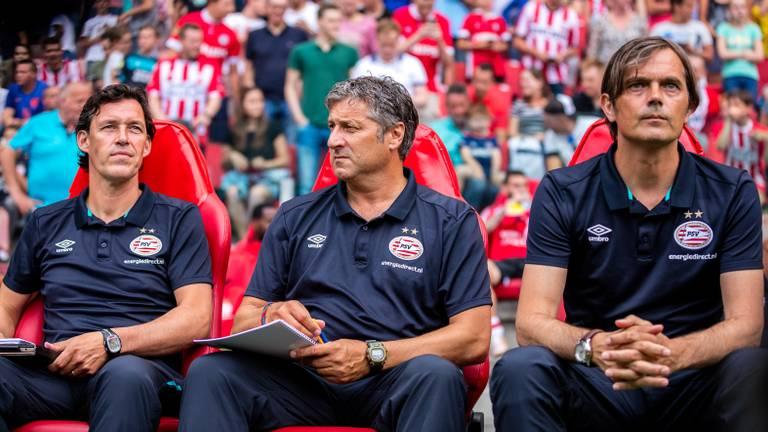 Ruud Brood was jarenlang de assistent van Phillip Cocu bij PSV (foto: OrangePictures).