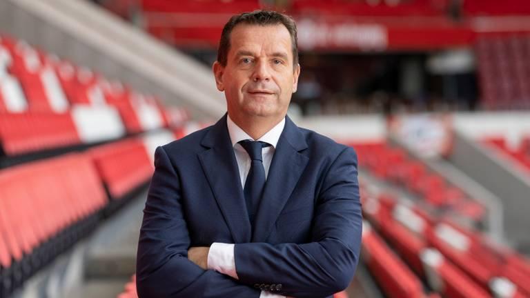 Commercieel directeur Frans Janssen (foto: PSV Media).