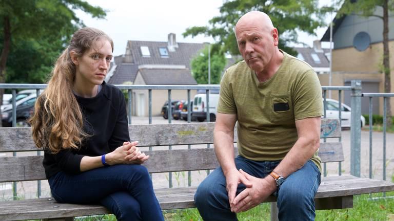 Joyce en ex-zedenrechercheur John (foto: Andy Smulders/Persfoto.com).