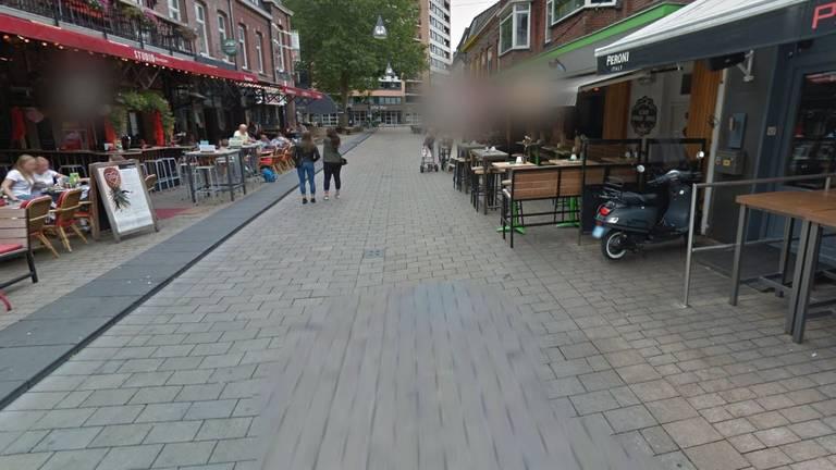 De Korte Heuvel in Tilburg. Foto: Google Maps.