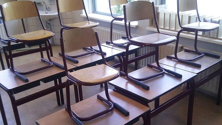 Geen lessen op scholen in Roosendaal en Zevenbergen (foto: Wikimedia).