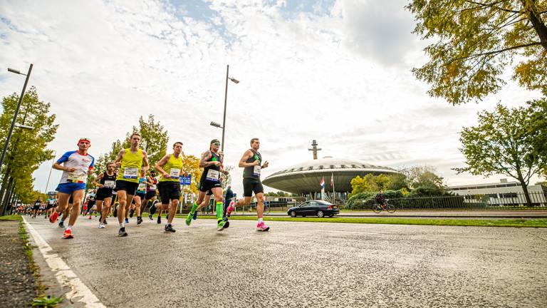 Vorige editie van de Marathon Eindhoven (foto: organisatie Marathon Eindhoven).