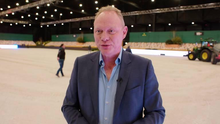 Toernooidirecteur Marcel Hunze