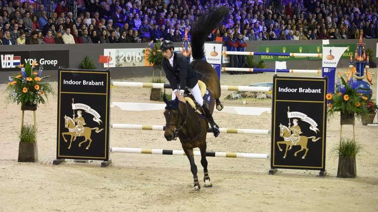 Indoor Brabant, toen het wel met publiek werd gehouden (foto: Henk van Esch).