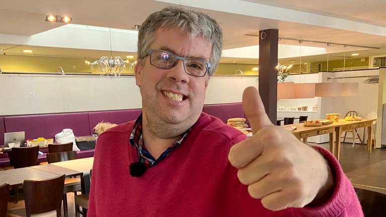 Gert-Willem wil beroemd worden (foto: Erik Peeters)