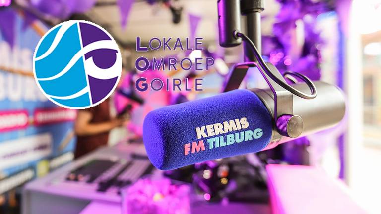 De lokale omroepen gaan vooralsnog door met het uitzenden van Kermis FM.