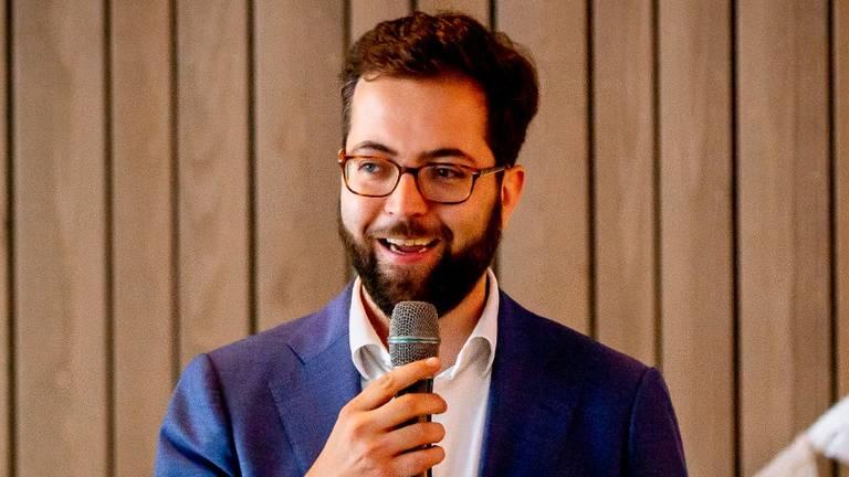 Organisatiewetenschapper en lid van het RedTeam Marino van Zelst (foto: Marino van Zelst).